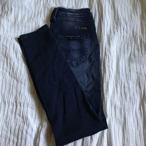 KanCan Cropped Jeans